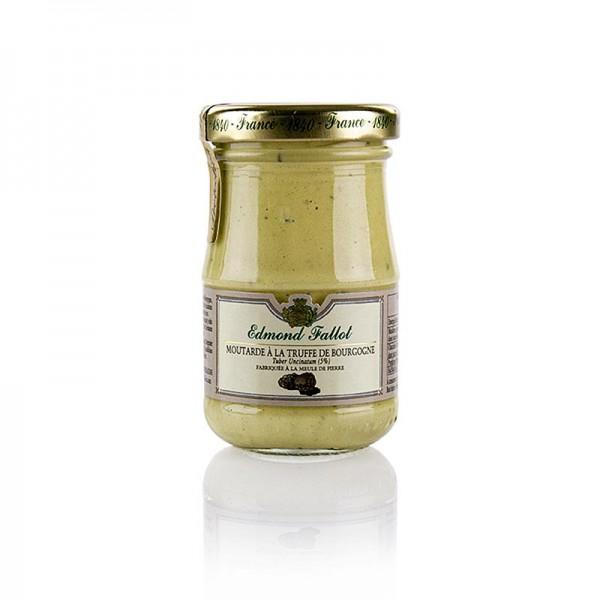 Fallot - Dijon Senf fein mit Burgundertrüffel (tuber uncinatum) 100ml Fallot