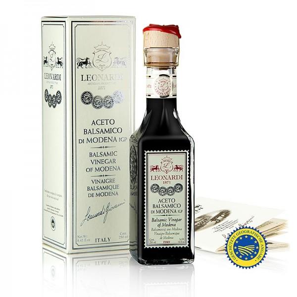 Leonardi - Leonardi - Aceto Balsamico di Modena IGP Francobollo 8 Jahre