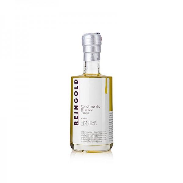 Reingold - Reingold - Essig Condimento bianco No. 4 Yuzu