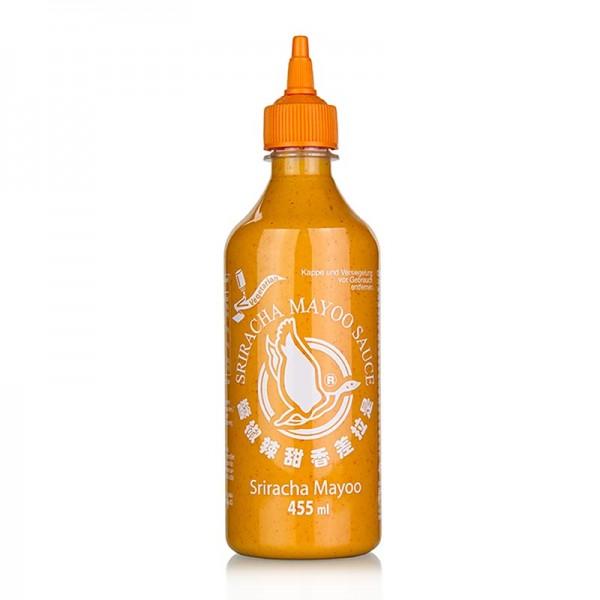 Flying Goose - Chili-Creme - Sriracha Mayoo scharf Flying Goose