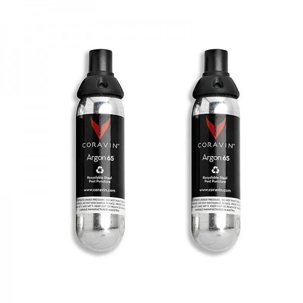 Coravin - Coravin Wine Access System - Kapseln mit Argon Gas (A65)