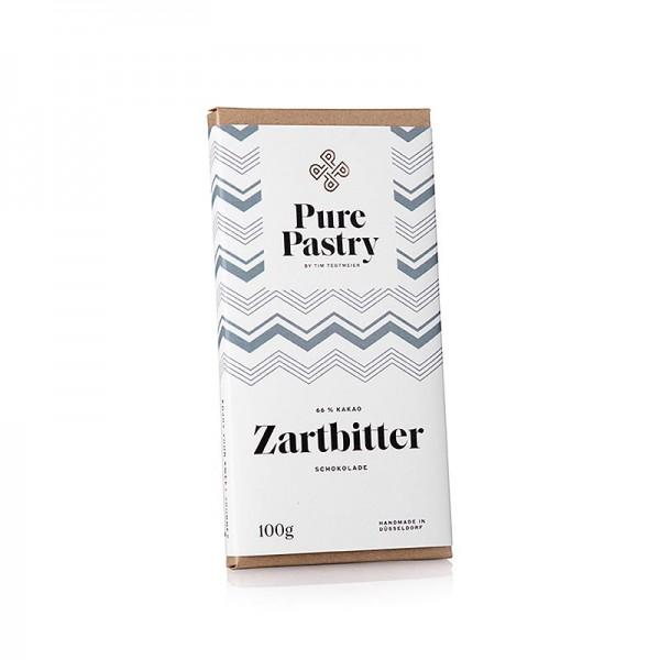 Pure Pastry - Tafel Schokolade Zartbitter 66% Kakao Pure Pastry