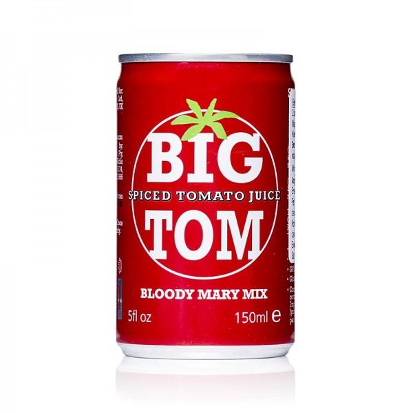 Big Tom - Tomatensaft gewürzt Big Tom